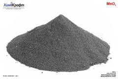 Manganese(IV) oxide, 99.9% (extra pure)
