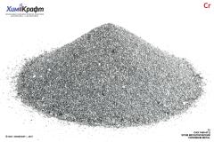 Chromium electrolytic refined powder, 99.95%