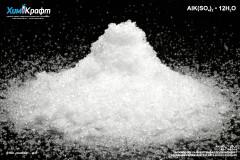 Aluminum-Potassium sulfate 12-hydrate, 99.9%