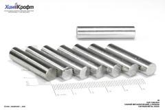 Hafnium rod, d.8mm, 99.8%