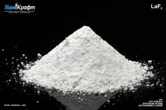 Lanthanum(III) fluoride, 99.9%