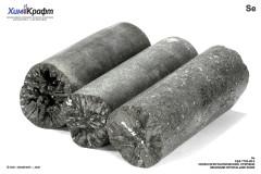 Selenium crystalline rods, 99.999%