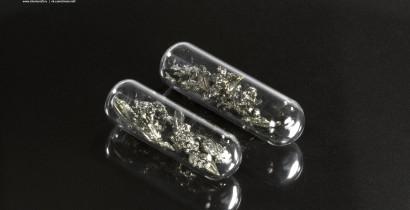Europium metal dendrites, ampoule under Argon, 99.99% (NW=1g)