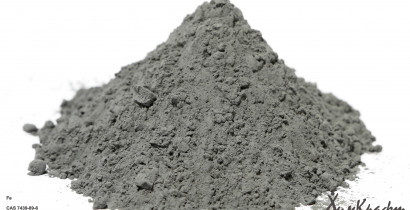 Iron metal powder carbon free, 99.995%