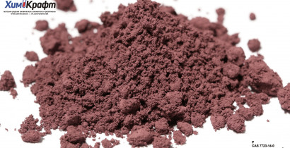 Phosphorus red, extra pure 99.99%