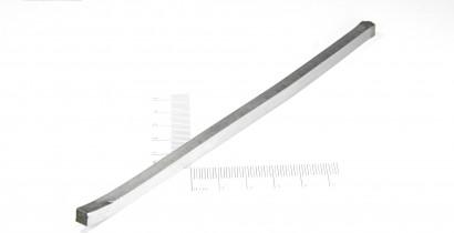 Rhenium metal bar, 99.95% (weight 97.75 gr)