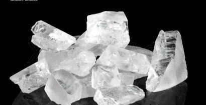 Strontium fluoride melted, 99.99%
