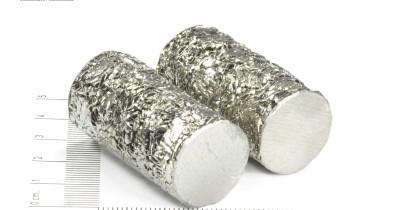 Titanium crystal bar, 99.9%