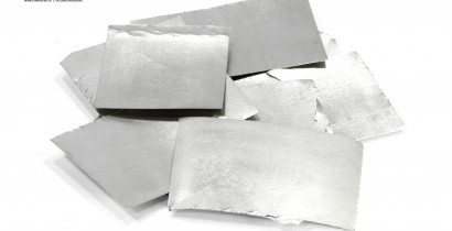 Tungsten metal foil, 99.9%