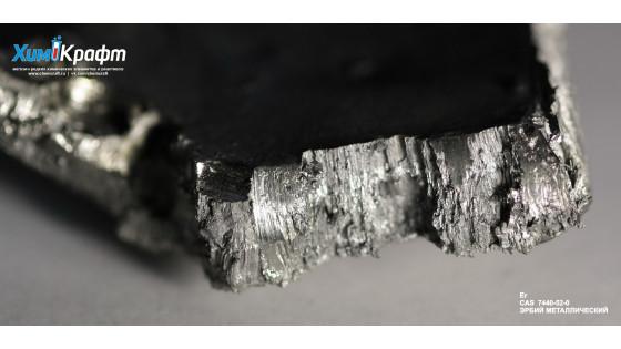 Erbium metal dendrites, 99.9%