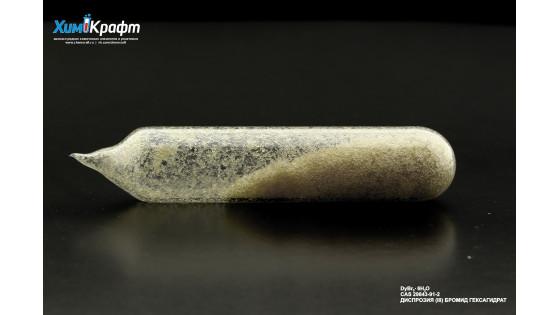Dysprosium(III) bromide hexahydrate