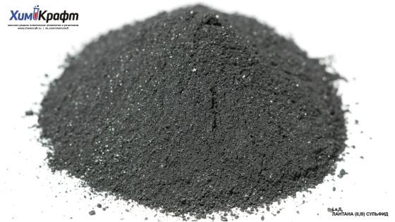 Lanthanum(II,III) sulfide