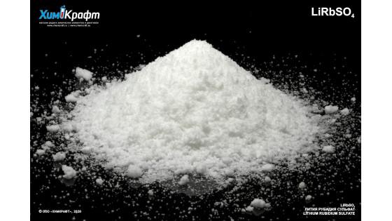 Lithium rubidium sulfate, 99% pure p.a.