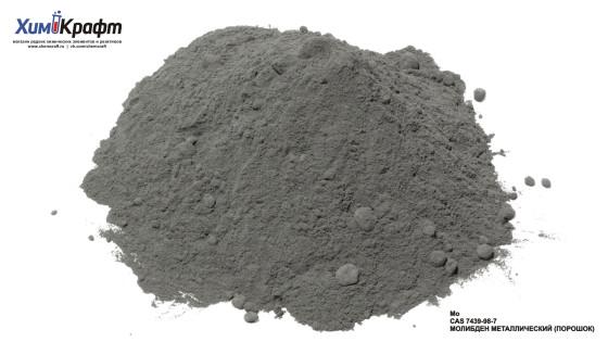 Molybdenum metal powder, 99.9%