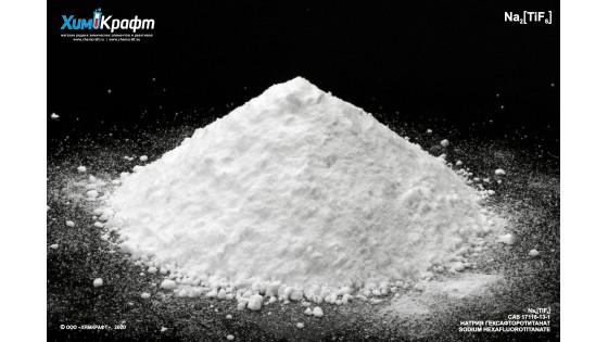 Sodium hexafluorotitanate(IV), 99% pure