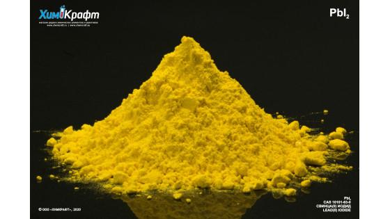 Lead(II) iodide, 99.5% pure p.a.