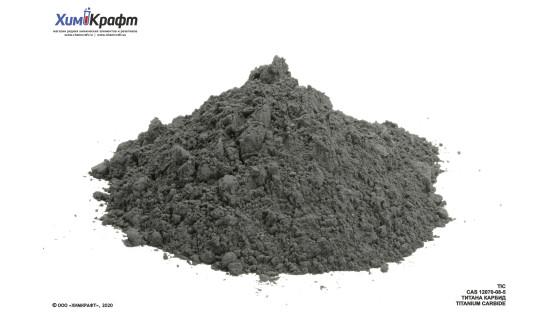 Titanium carbide, 99%