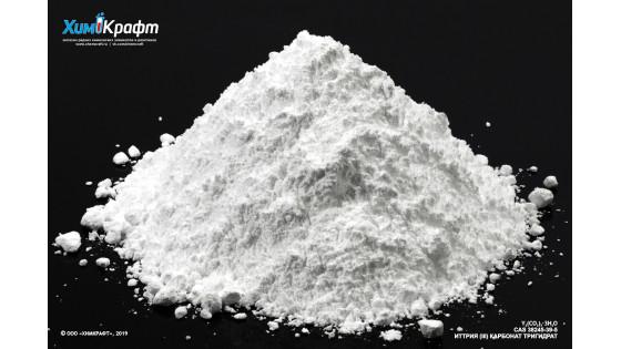 Yttrium(III) carbonate trihydrate, 99% (puriss.)