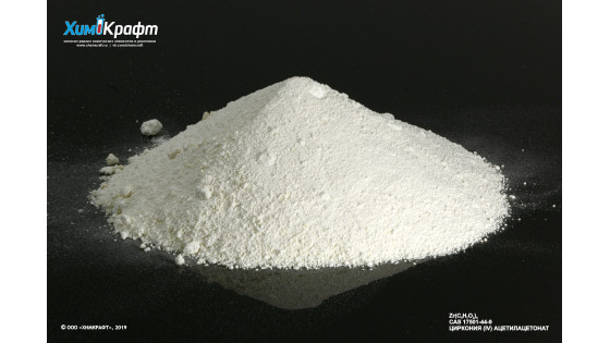 Zirconium(IV) acetylacetonate, 98% pure