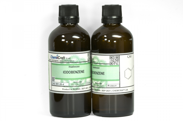 Iodobenzene, 99% (pure)