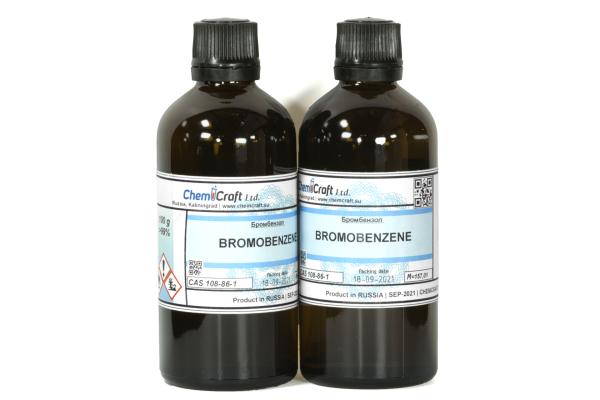 Bromobenzene, 99%