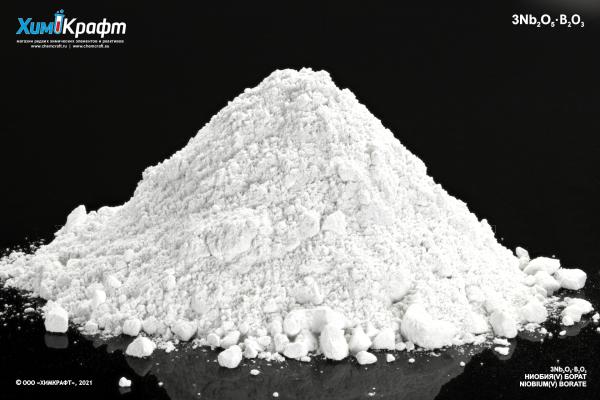 Niobium(V) borate, 99%