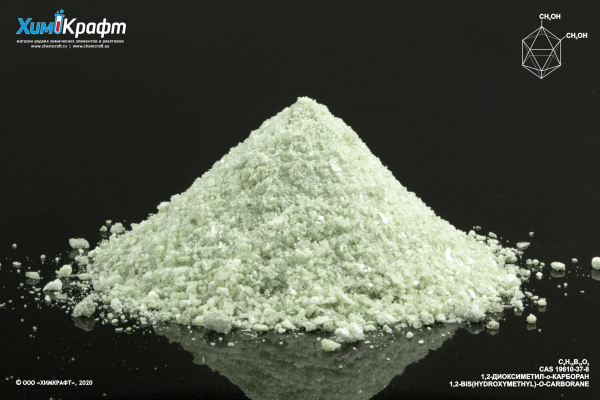 1,2-bis(Hydroxymethyl)-o-Carborane, 99%
