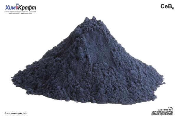 Cerium hexaboride, 99.5% (pure)