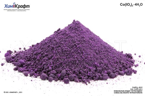 Cobalt(II) iodate tetrahydrate, 99% (pure)