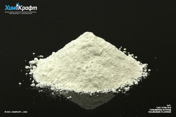 Holmium(III) fluoride, 99.9%