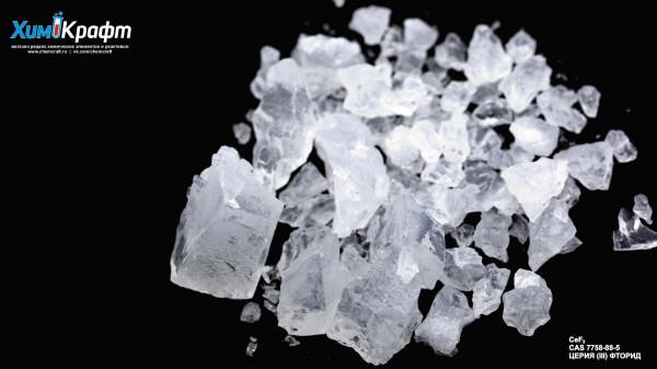 Cerium(III) fluoride crystalline, 99.99%