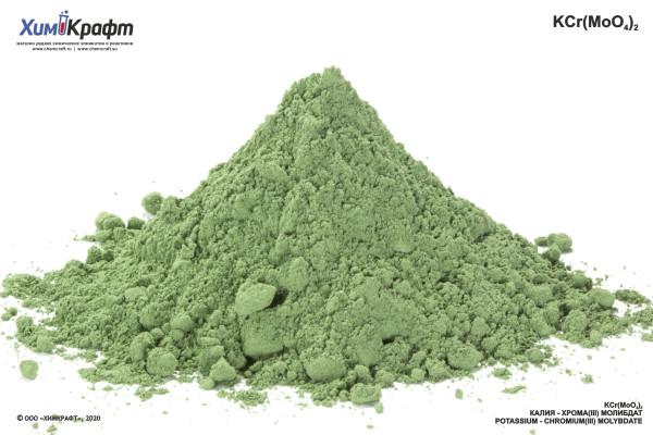 Potassium Chromium(III) molybdate, 98% (pure)