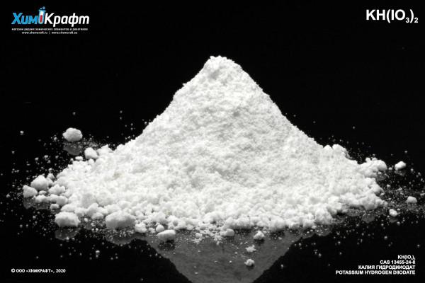 Potassium hydrogen diiodate, 99.8% puriss.