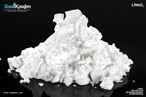 Lithium niobate, 99.9% (extra pure)