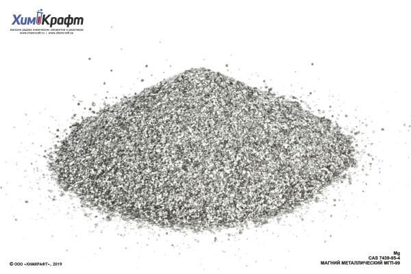 Magnesium metal powder (20 mesh), 99.8%