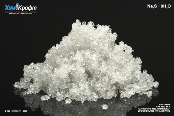 Sodium sulfide nonahydrate, 97.5% pure p.a.