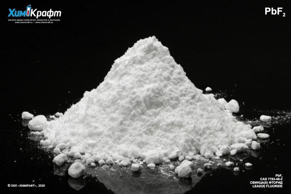 Lead(II) fluoride, 99.5% puriss.