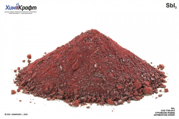 Antimony(III) iodide, 99% (pure)